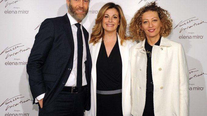 Vanessa Incontrada ed Elena Mirò: debutto milanese per la collezione dedicata a tutte le donne