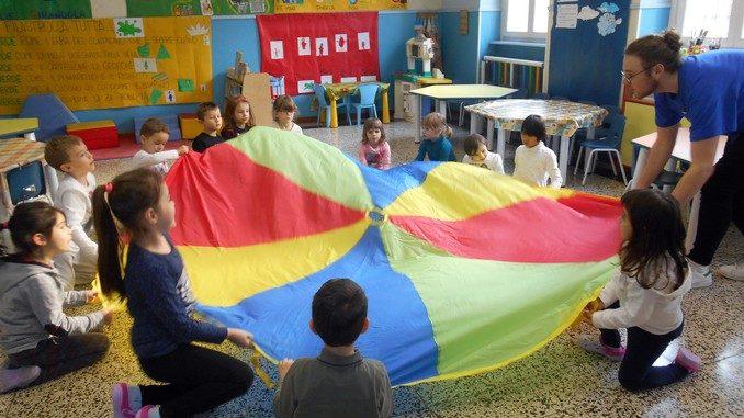 L'inglese spopola alla scuola dell'infanzia Maria Ausiliatrice di Alba 1
