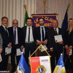 Il Lions club Bra Host ha accolto i nuovi soci e socie