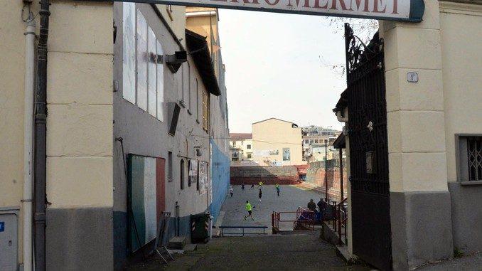 Riaperto il Mermet: e Massimo Vacchetto