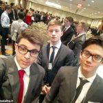 Nella New York imbiancata, i giovani diplomatici di Alba e Bra al lavoro all'Hilton