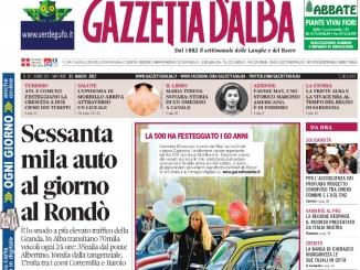 La copertina di Gazzetta in edicola martedì 21 marzo