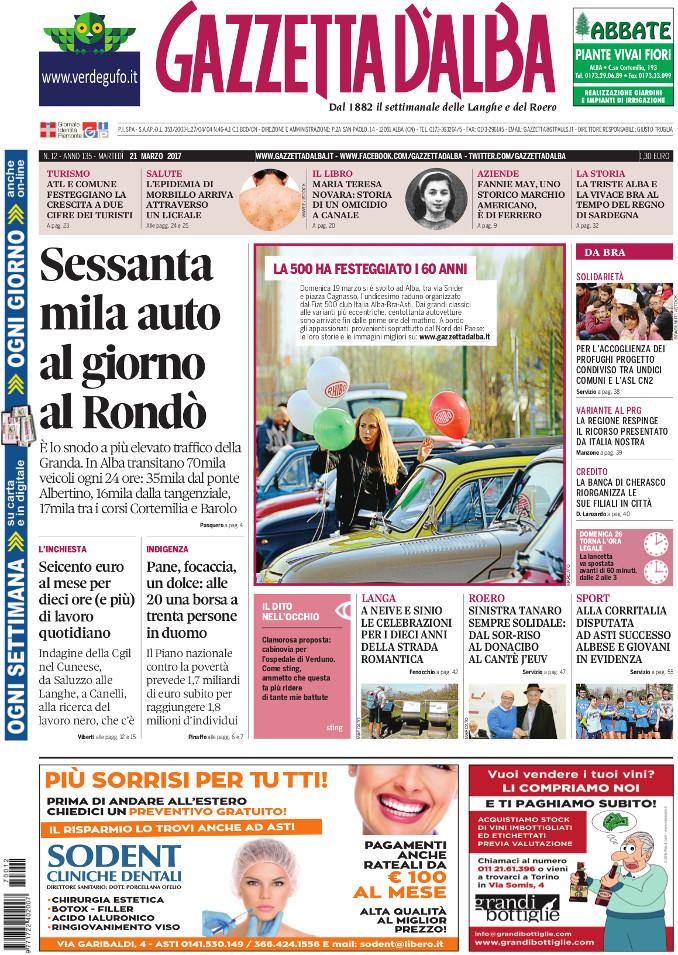 Prima_pagina_Gazzetta_dAlba_n_12_2017
