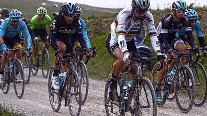 Mercoledì Diego Rosa debuttta alla Tirreno-Adriatico 1