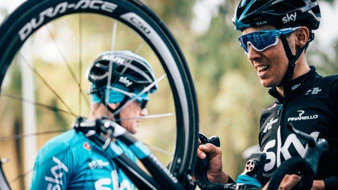 Diego Rosa si è ritirato dal Giro di Catalogna