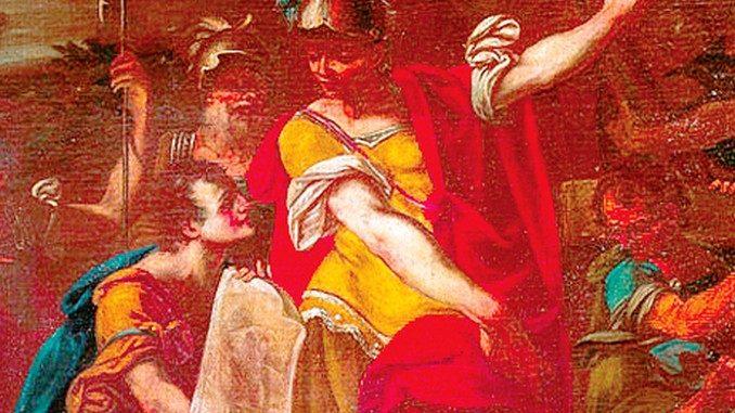 Due gioielli pittorici del Settecento nel palazzo comunale