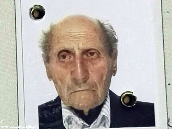 Sergio Canavero scomparso Monteu