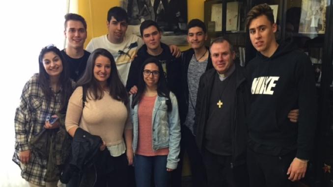 Otto ragazzi di Madrid a Bra per 3 mesi per imparare la lingua italiana