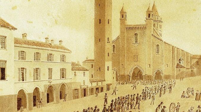 La triste Alba e la vivace Bra di don Giuseppe Francesco Baruffi