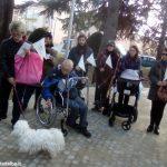 Alba bau pulita: i padroni di cani sensibilizzano sulla raccolta degli escrementi