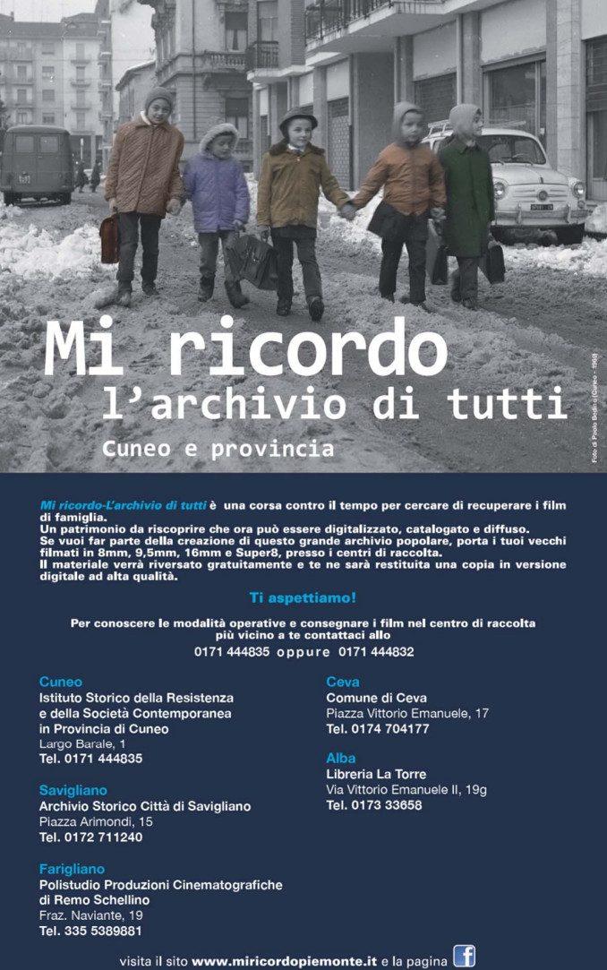Salviamo le riprese amatoriali su pellicola: anche ad Alba il progetto dell'Archivio nazionale cinema d'impresa