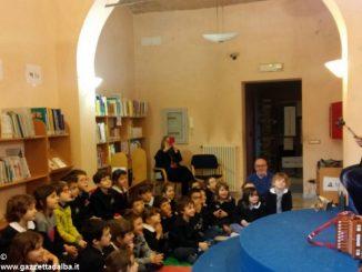 Spettacoli e animazioni per  bambini alla biblioteca di Santo Stefano