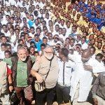 Mezzi e strumenti ospedalieri inviati in tre paesi africani