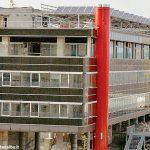 Il cantiere del nuovo ospedale riparte da impiantisti e imbianchini