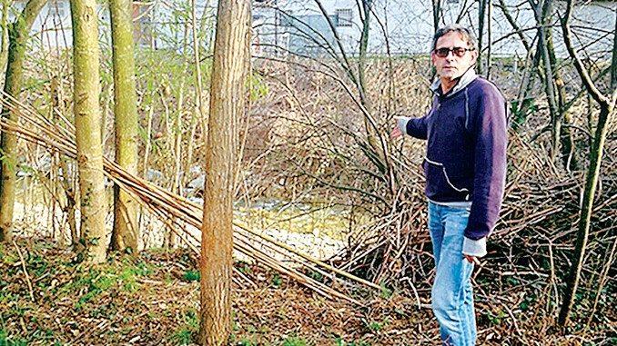 Martinetti: il capannone sul torrente Cherasca è a rischio