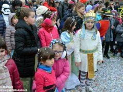 Tanto divertimento al Carnevale dei bambini di Mussotto. Ecco foto e video della festa 39