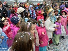 Tanto divertimento al Carnevale dei bambini di Mussotto. Ecco foto e video della festa 53