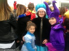 Tanto divertimento al Carnevale dei bambini di Mussotto. Ecco foto e video della festa 2