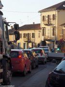 Tre giorni di senso unico alternato in via Bonissani a Ceresole 1