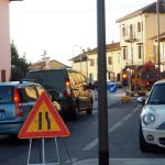 Lavori in corso lungo diverse strade comunali di Ceresole