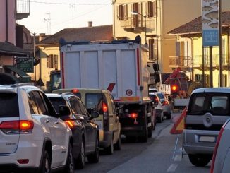 Tre giorni di senso unico alternato in via Bonissani a Ceresole 6
