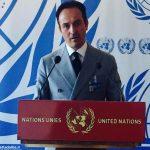 L'europarlamentare Alberto Cirio parla di sicurezza internazionale all'Onu di Ginevra