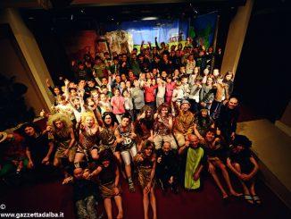 Per i ragazzi-attori del centro Ferrero il teatro è un mondo denso di magia