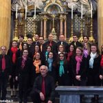 Gli Spiritual's friends si esibiscono per l'Unitalsi