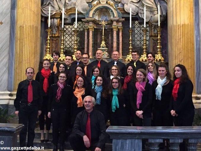 coro spiritual s friends
