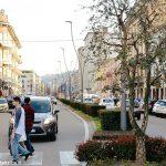 Il progetto di restyling di corso Italia non accontenta i forzisti