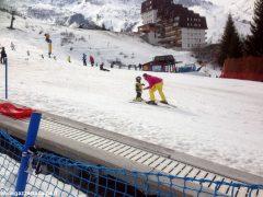 Oltre 370 persone ad Artesina per la Festa sulla neve della Ferrero