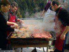 Oltre 370 persone ad Artesina per la Festa sulla neve della Ferrero 12