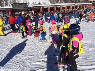Oltre 370 persone ad Artesina per la Festa sulla neve della Ferrero 6