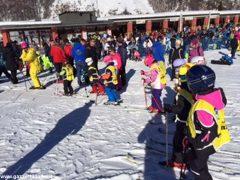 Oltre 370 persone ad Artesina per la Festa sulla neve della Ferrero 7
