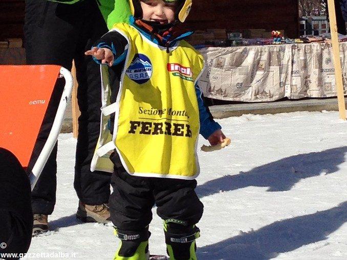Oltre 370 persone ad Artesina per la Festa sulla neve della Ferrero 16