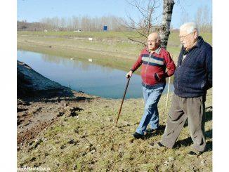 Il lago San Biagio è rinato dal fango dell'alluvione grazie all'aiuto di molti