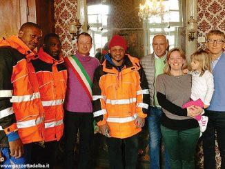 Tre giovani migranti collaboreranno alla pulizia di viali e giardini