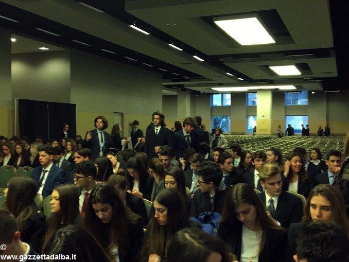 Gli studenti di Alba e Bra domani al Palazzo di vetro dell'Onu 2