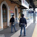 Controlli straordinari nelle stazioni di Alba, Fossano, Cavallermaggiore e Savigliano