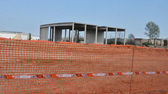 """Partiti i lavori in corso Asti: entro il 2018 sarà realizzato un centro commerciale """"no food"""""""
