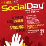 È ora del Social day: tutti al lavoro l'8 aprile