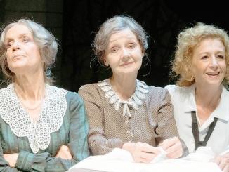 Milena Vukotic ad Alba il 22 marzo nel dramma Sorelle Materassi