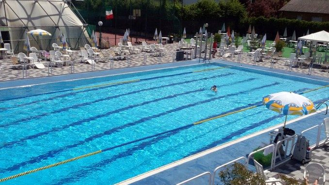 Tennis e piscina a san cassiano il nuovo progetto per il for Piscina cuneo