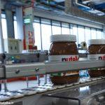 Con i nuovi prodotti, in Ferrero, si lavora tutto l'anno e sono più di 1.300 gli stagionali