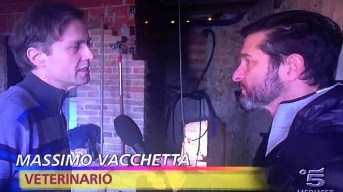 Striscia la Notizia intervista Massimo Vacchetta, fondatore del Centro recupero ricci di Novello