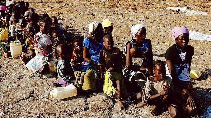 Padre Daniele Moschetti racconta il mondo visto dal Sud Sudan