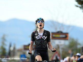 Diego Rosa chiude con i migliori alla Tirreno-Adriatico