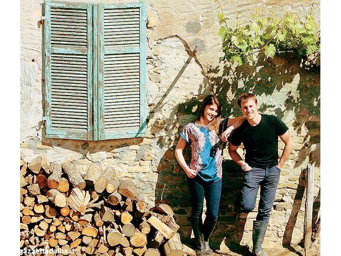 viticoltori sui sorì