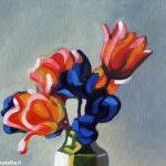 Flowers di Bruno Sacchetto in mostra a Barolo fino al 28 maggio