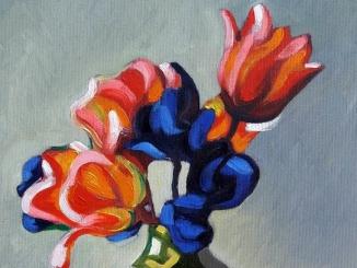 Flowers di Bruno Sacchetto in mostra a Barolo